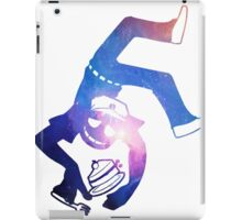 Vincent (Purple Guy) Space iPad Case/Skin