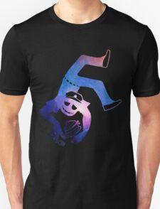 Vincent (Purple Guy) Space T-Shirt