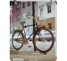 City Bicycle iPad Case/Skin