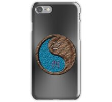 Cancer & Rooster Yin Earth iPhone Case/Skin
