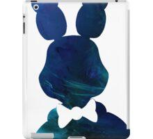 Bon Bon (bow) Space Silhouette iPad Case/Skin