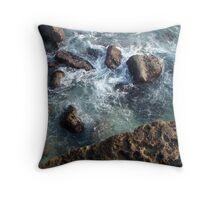 Shoreline II Throw Pillow