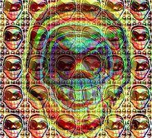 Pysedian The Psychonaut by SubversionINC