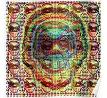 Pysedian The Psychonaut Poster