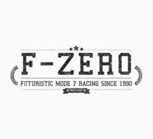 F-Zero - Retro Black Dirty by garudoh