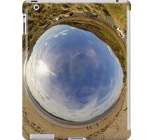 Lisfannon Beach, Fahan, County Donegal - Sky In iPad Case/Skin