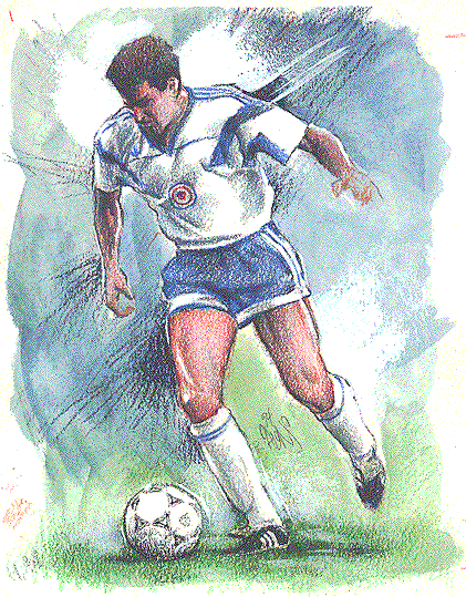 Soccer sample 1994 by OscarEA