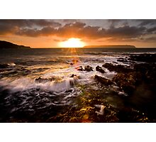 Titahi gold 1 Photographic Print
