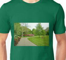 Fairmount Park Azalea Garden - Philadelphia Pennsylvania USA Unisex T-Shirt