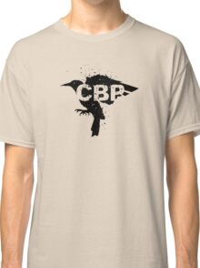 Crippled Black Phoenix Logo (Black) Classic T-Shirt