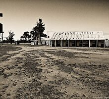 Shearer's quarters - Tubbo Station NSW by RalphOlsson