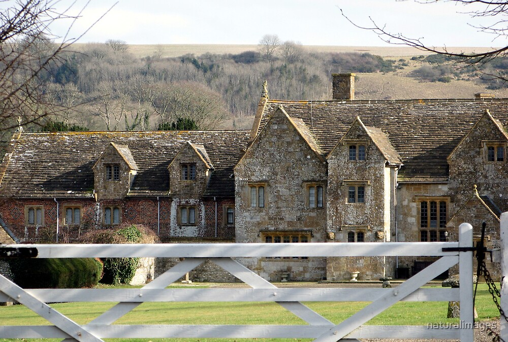Upcerne Manor House Dorset by naturalimages