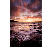 Titahi gold 4 Photographic Print