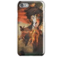 A Metallic taste in the back of the Throat iPhone Case/Skin