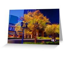 San Diego in Spring Greeting Card