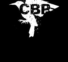 Cripple Black Phoenix Logo (White) by matthewdunnart