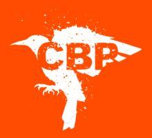Cripple Black Phoenix Logo (White) Kids Tee