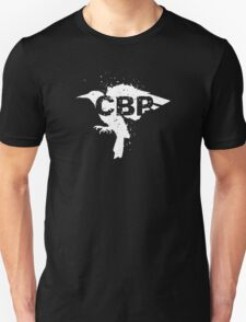 Cripple Black Phoenix Logo (White) T-Shirt