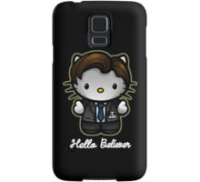 Hello Believer Samsung Galaxy Case/Skin