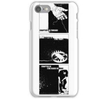 Three Chapters iPhone Case/Skin