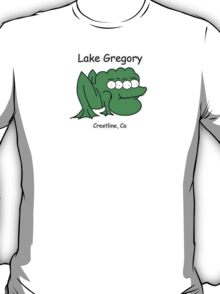Lake Gregory Frog T-Shirt