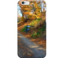 The Road to Mr. Bowman iPhone Case/Skin