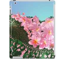 Flores de m iPad Case/Skin