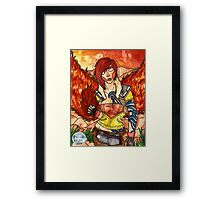 Prepare yourself... Framed Print