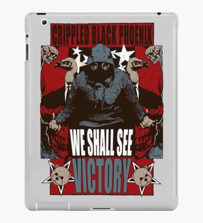 We Shall See Victory! iPad Case/Skin