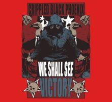 We Shall See Victory! One Piece - Long Sleeve