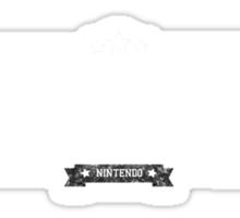 Fire Emblem - Retro White Dirty Sticker