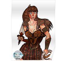 Warrior Princess Poster