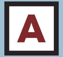 Big Red A by Asymmetrical