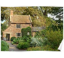 Captain Cook's Cottage #4 Poster
