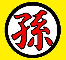Son Gohan Symbol by Dr4Cu74