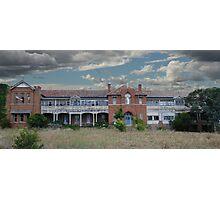 St Johns Orphanage Goulburn Nsw Photographic Print
