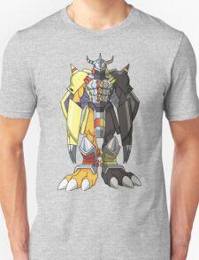 (Black)Wargreymon T-Shirt