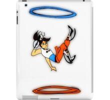 Portal 2 - Chell iPad Case/Skin