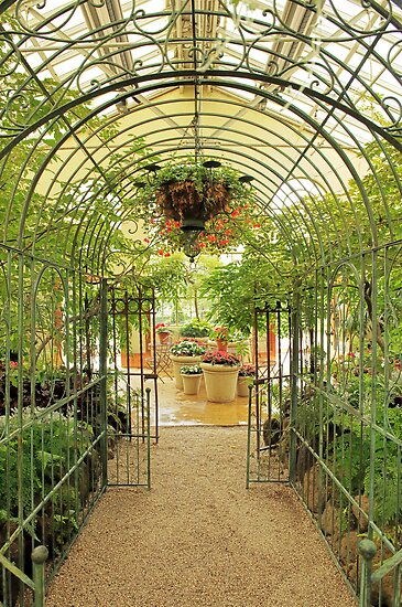 Conservatory Interior by Andrew Holford