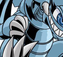 Blue-Eyes Toon Dragon Sticker