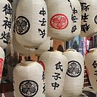 Japanese lanterns (1 of 3) by Nick Lowe