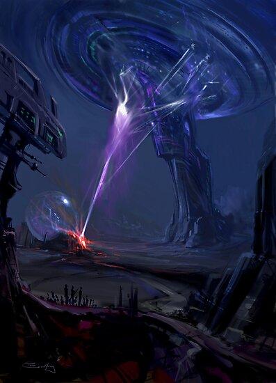 Storm Cruiser by Tom Godfrey
