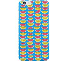 Watermelon slices iPhone Case/Skin