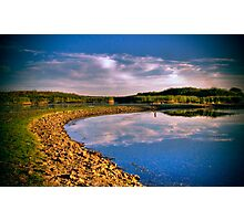 The Wetland and Water Pond Photographic Print