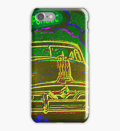 1950 Pontiac iPhone Case/Skin