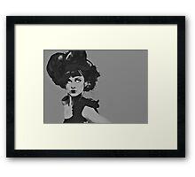Meli Shane 1 Framed Print
