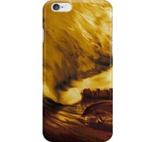 Ola delfin iPhone Case/Skin