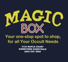 Magic Box  by Paul Elder