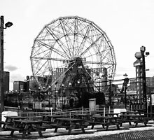 Wonder Wheel by Jonny McHugh