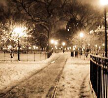 Winter Wonderland by MeBoRe